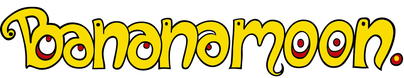 Bananamoon text logo